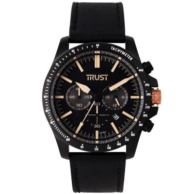 ساعت مچی مردانه اصل | برند تراست | مدل G492DVD