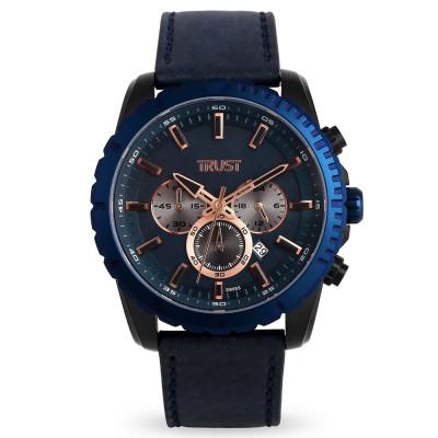 ساعت مچی مردانه اصل | برند تراست | مدل G496DSG