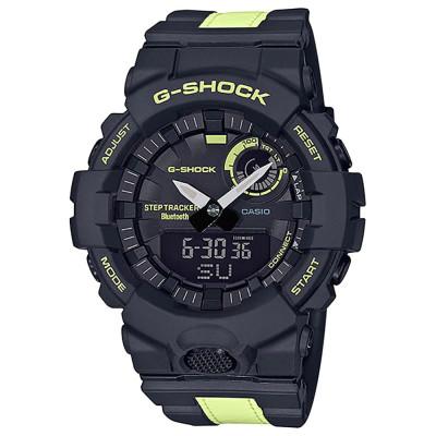 ساعت مچی مردانه اصل | برند کاسیو | مدل جی شاک GBA-800LU-1A1DR