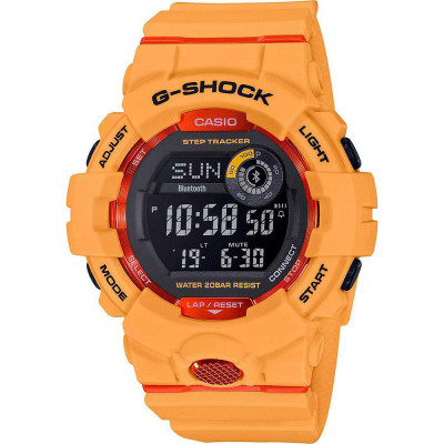 ساعت مچی مردانه اصل | برند کاسیو | مدل جی شاک GBD-800-4DR
