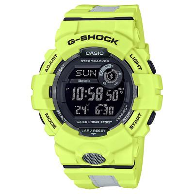 ساعت مچی مردانه اصل | برند کاسیو | مدل جی شاک GBD-800LU-9DR