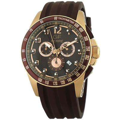 ساعت مچی مردانه اصل |برند جی اف فره | مدل GF.BR13409