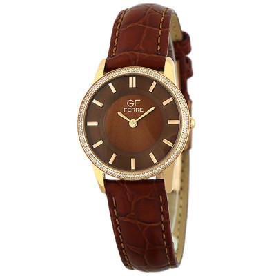 ساعت مچی زنانه اصل |برند جی اف فره | مدل GF.BR20444