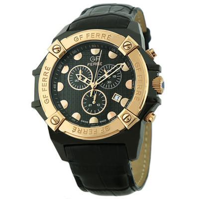 ساعت مچی مردانه اصل |برند جی اف فره | مدل GF.BR3085