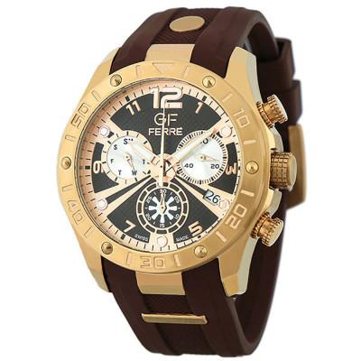 ساعت مچی مردانه اصل |برند جی اف فره | مدل GF.DU410458-2