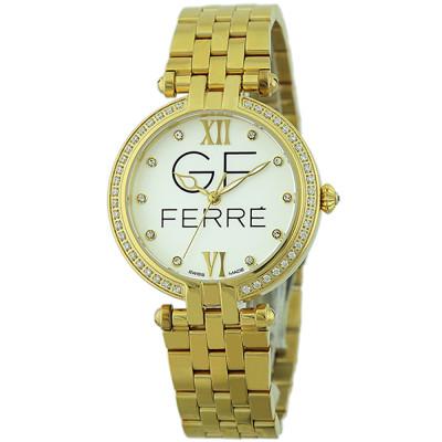 ساعت مچی زنانه اصل |برند جی اف فره | مدل GF.GP207.1
