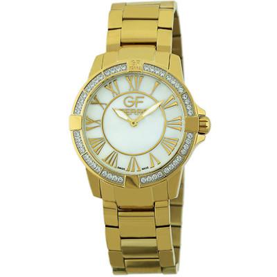 ساعت مچی زنانه اصل |برند جی اف فره | مدل GF.GP7345G