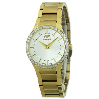 ساعت مچی زنانه اصل |برند جی اف فره | مدل GF.GP74492.2.2