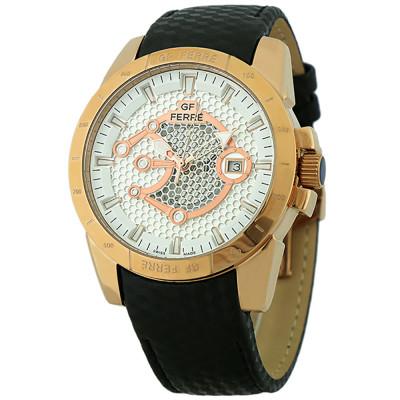 ساعت مچی مردانه اصل |برند جی اف فره | مدل GF.RG1110.3.5