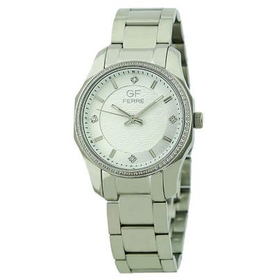 ساعت مچی زنانه اصل |برند جی اف فره | مدل GF.SS20387L.A.01