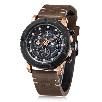 ساعت مچی مردانه اصل | برند تی فایو | مدل H3590-E