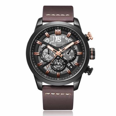 ساعت مچی مردانه اصل | برند تی فایو | مدل H3625-B