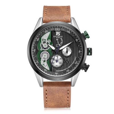 ساعت مچی مردانه اصل | برند تی فایو | مدل H3629-B