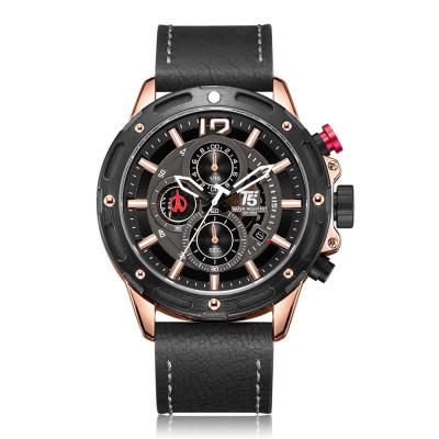 ساعت مچی مردانه اصل | برند تی فایو | مدل H3639-B