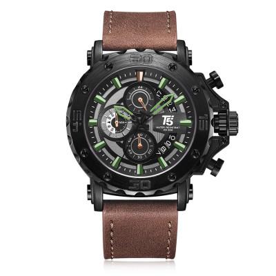 ساعت مچی مردانه اصل | برند تی فایو | مدل H3641-C