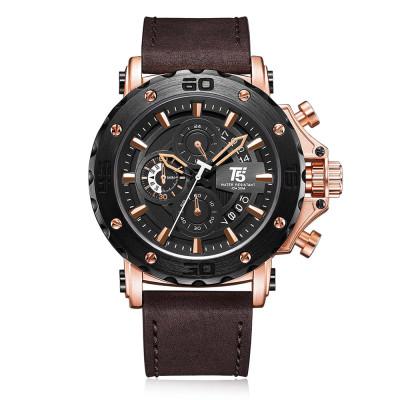 ساعت مچی مردانه اصل | برند تی فایو | مدل H3641-D