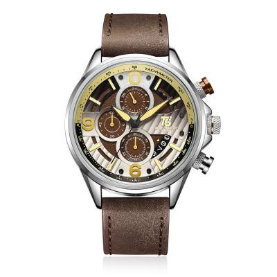 ساعت مچی مردانه اصل | برند تی فایو | مدل H3656-A