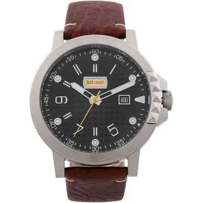 ساعت مچی مردانه اصل | برند جاست کاوالی | مدل JC1G016L0035