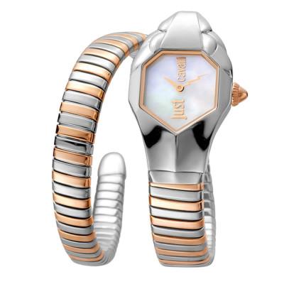 ساعت مچی زنانه اصل | برند جاست کاوالی | مدل JC1L001M0045