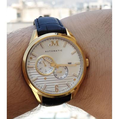 ساعت مچی مردانه اصل | برند جیمز مکیب | مدل JM-1023-07