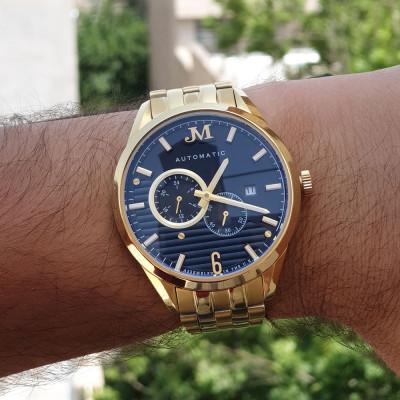 ساعت مچی مردانه اصل | برند جیمز مکیب | مدل JM-1023-22