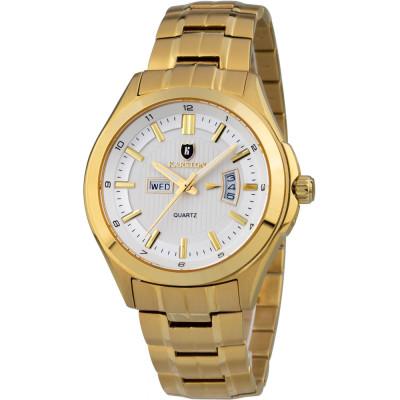 ساعت مچی مردانه اصل | برند کارستون | مدل K-8011GBV