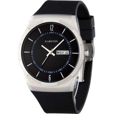 ساعت مچی مردانه اصل | برند کارستون | مدل K-9033GRA