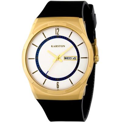 ساعت مچی مردانه اصل | برند کارستون | مدل K-9033GRU