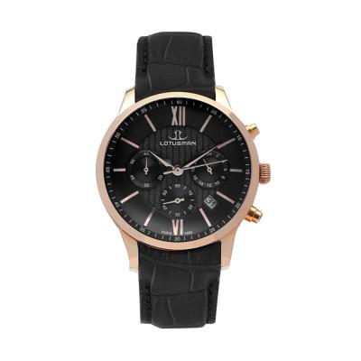 ساعت مچی زنانه اصل | برند لوتوسمن | مدل L904PCBB