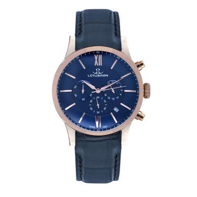 ساعت مچی زنانه اصل | برند لوتوسمن | مدل L904PCSU