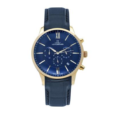 ساعت مچی زنانه اصل | برند لوتوسمن | مدل L904PGUU