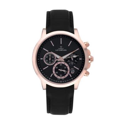 ساعت مچی زنانه اصل   برند لوتوسمن   مدل L905PCBB