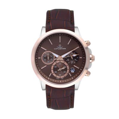 ساعت مچی زنانه اصل   برند لوتوسمن   مدل L905PCSN
