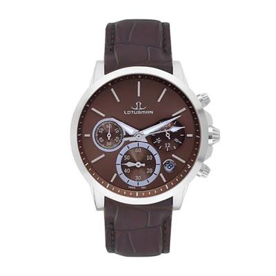 ساعت مچی زنانه اصل | برند لوتوسمن | مدل L905PSYN