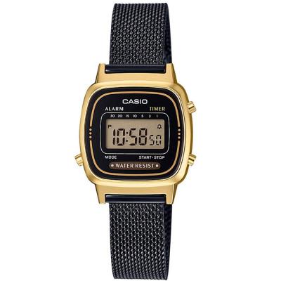 ساعت مچی زنانه اصل | برند کاسیو | مدل جنرال LA670WEMB-1DF