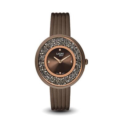 ساعت مچی زنانه اصل   برند لاکسمی   مدل  laxmi 8033-5