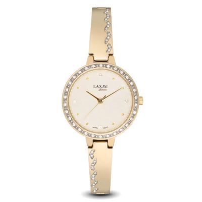 ساعت مچی زنانه اصل | برند لاکسمی | مدل  laxmi 8036-2