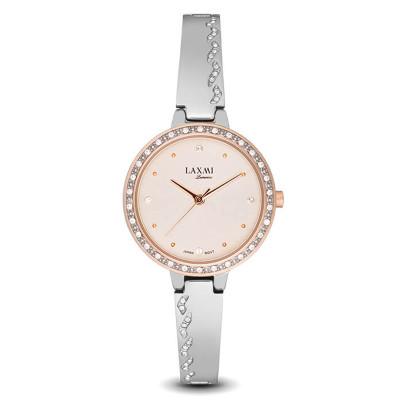 ساعت مچی زنانه اصل | برند لاکسمی | مدل  laxmi 8036-3