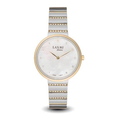 ساعت مچی زنانه اصل | برند لاکسمی | مدل  laxmi 8038-1