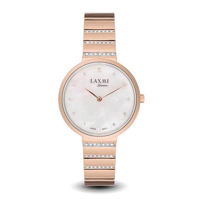 ساعت مچی زنانه اصل | برند لاکسمی | مدل  laxmi 8038-3