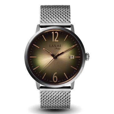 ساعت مچی مردانه اصل | برند لاکسمی | مدل laxmi 8047-2