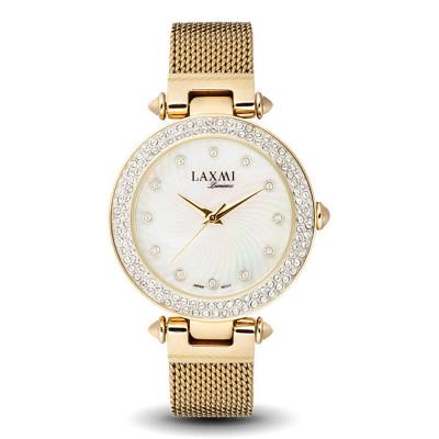 ساعت مچی زنانه اصل | برند لاکسمی | مدل  laxmi 8062-2