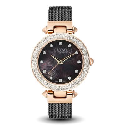 ساعت مچی زنانه اصل | برند لاکسمی | مدل  laxmi 8062-4