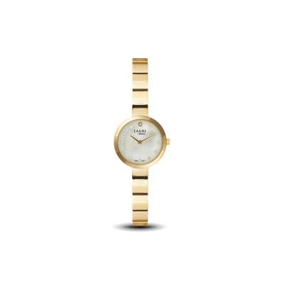 ساعت مچی زنانه اصل   برند لاکسمی   مدل  laxmi 8064-2