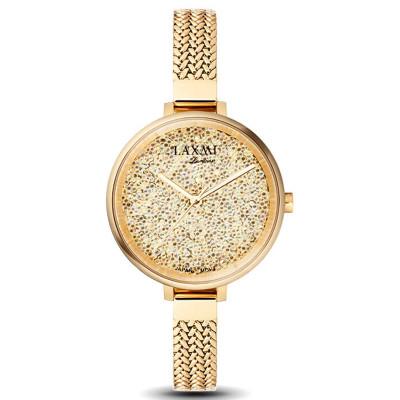 ساعت مچی زنانه اصل   برند لاکسمی   مدل  laxmi 8065-1
