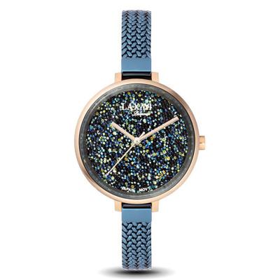 ساعت مچی زنانه اصل | برند لاکسمی | مدل  laxmi 8065-4