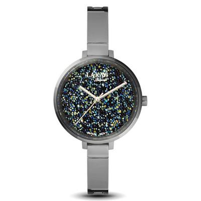 ساعت مچی زنانه اصل | برند لاکسمی | مدل  laxmi 8066-2