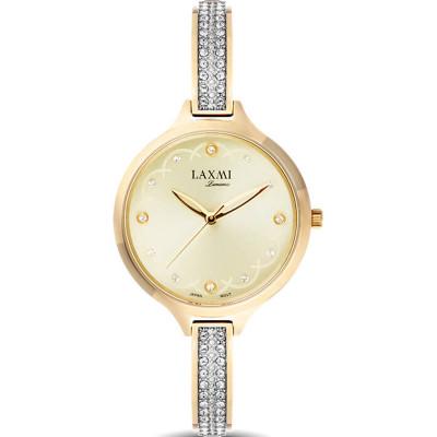 ساعت مچی زنانه اصل | برند لاکسمی | مدل  laxmi 8067-2