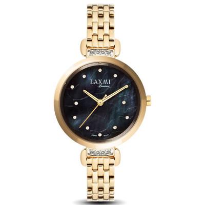 ساعت مچی زنانه اصل   برند لاکسمی   مدل  laxmi 8069-5