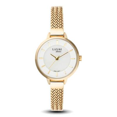 ساعت مچی زنانه اصل   برند لاکسمی   مدل  laxmi 8071-2